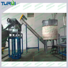 Single Screw Design and Plastic Recycling Granulating Production Line,Granulating Production Line Type plastic granulator