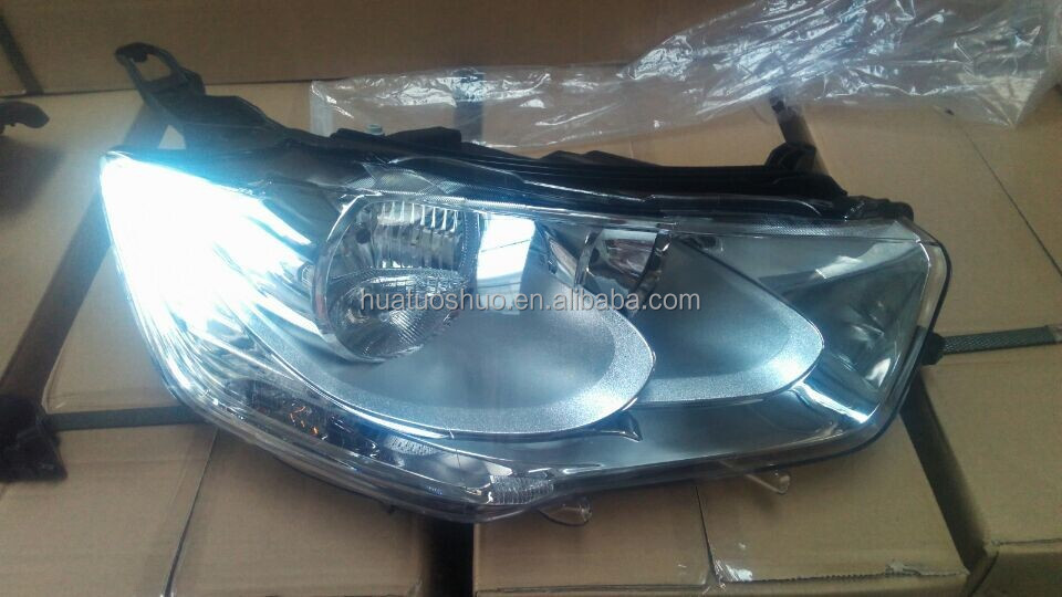 CAR FRONT LIGHT HEAD LAMP FOR CITROEN NEW ELYSEE