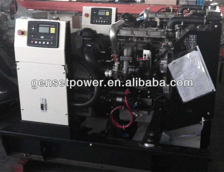 45 kva Silent 36 kw Generators Diesel With Perkins Engine