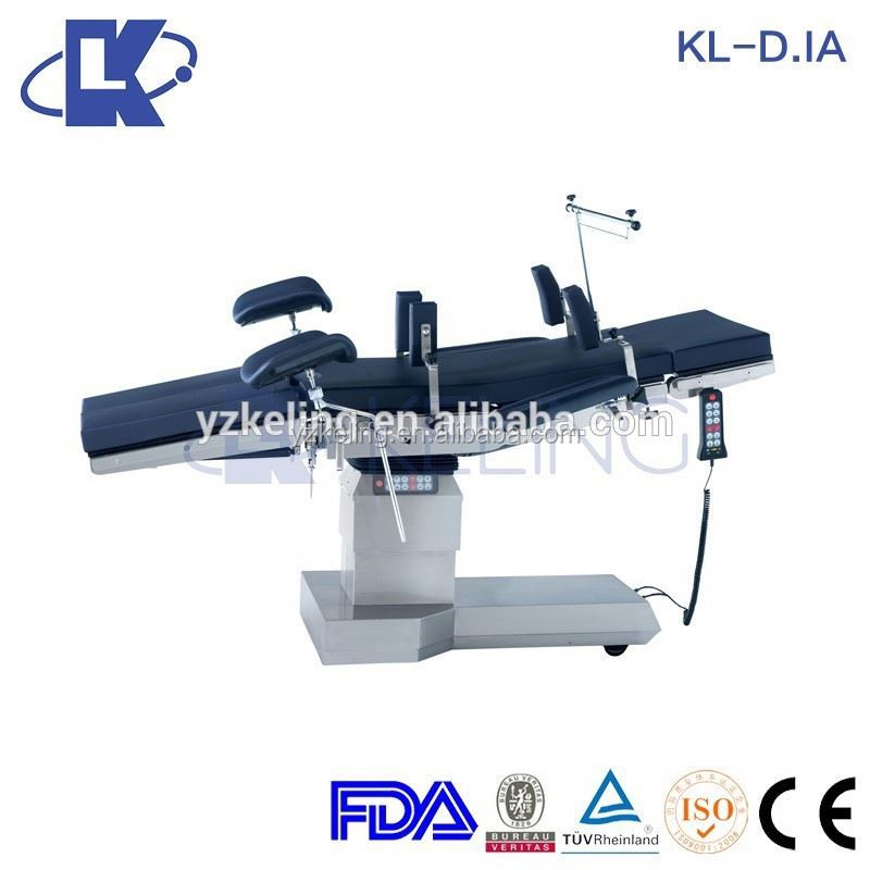 super low lever design donate hospital bed luxurious electric treatment beds hydraulic
