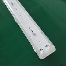 High Quality Waterproof Outdoor IP65 Double T8 Fluorescent Lamp Fixture 2x T8 Tube Light Fixture