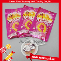 Slipper Lollipop With Popping Candy