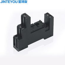 electric switch 8 pin pcb mount relay socket