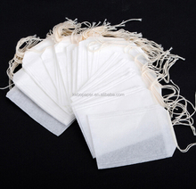 Biodegradable Empty Tea Bags With String Empty Tea Bag