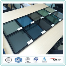 conservatory low emissivity double insulating glass