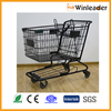 160L supermarket retail trolley grocery cheap shopping cart from China online shop