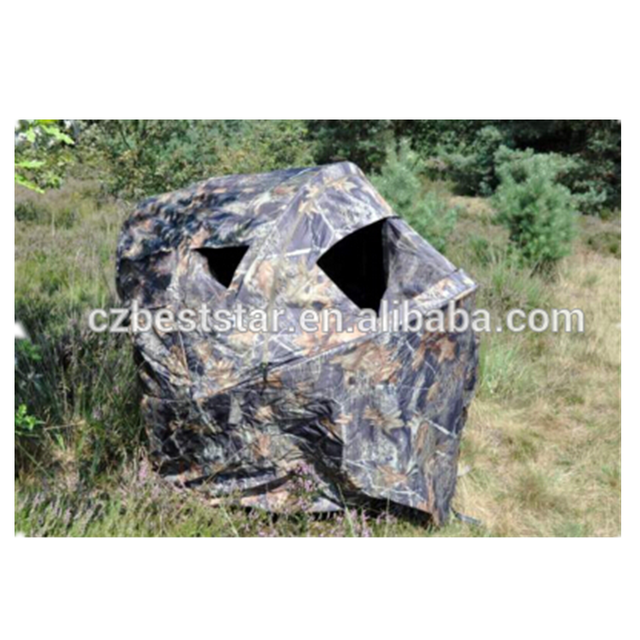 Sporting Wildlife Outdoor Chair Hides With Carry Backpack