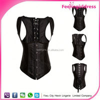 Wholessale cheap factory price black open hot sex women photo corset shaper