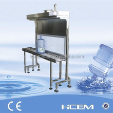 Auto 5 gallon bottle washing filling capping machine