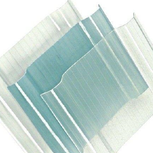 frp 3mm thick fiberglass corrugated glass sheet skylight roofing sheet