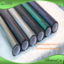 Heat Insulation Function Anti-UV Car/Window /Glass Film Self-adhesive film
