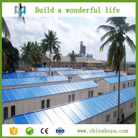 Eco-friendly easy assembled prefabricated house