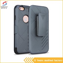 Trade assurance cheap wholesale clip case for iphone 6