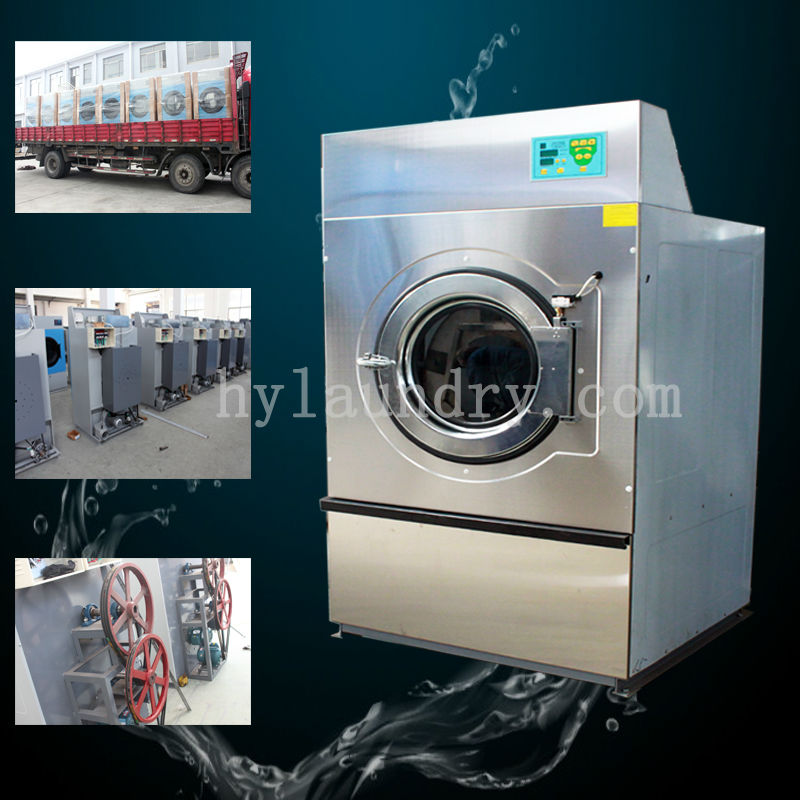 50kg electric heating commercial tumble dryer for laundry shop