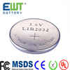 Lithium Rechargeable Battery LIR2450 3.6V Li-ion Battery Button Cell Coin LIR 2450