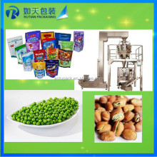 detergent powder forming filling sealing standup pouch doypack packing machine