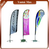 Custom Banner Feather Flag Teardrop Banner
