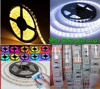 flexible led strip smd5050 150 led 16ft 28w 12v silicon waterproof ul recognized