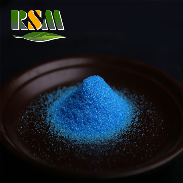 Animals feed addtives Agriculture Grade Copper Sulfate