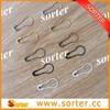 stainless steel hang tag safety pins ,decorative safety pin