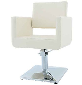High Quality Salon Furniture White Antique Styled Salon Styling Chairs For Laddies Used