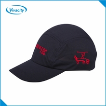 China Dad Cap OEM Factory 100% Arcylic 6 Panel Black Color Custom Adult Unisex 3D Embroidery Cheap Snapback Hats