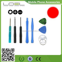 Alibaba Free Shipping 8 in 1 Replacement Repair Tools Kit for iPhone 4 4S 5 5S