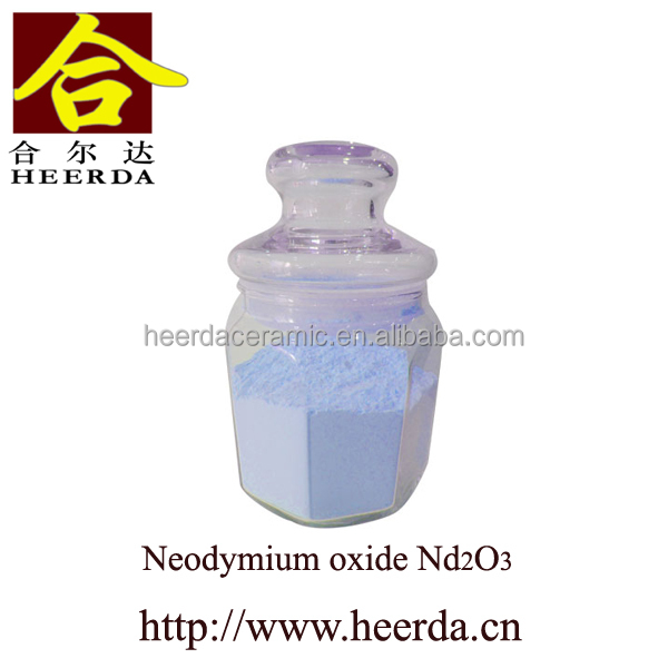 Neodymium Oxide oxygen material safety data sheet