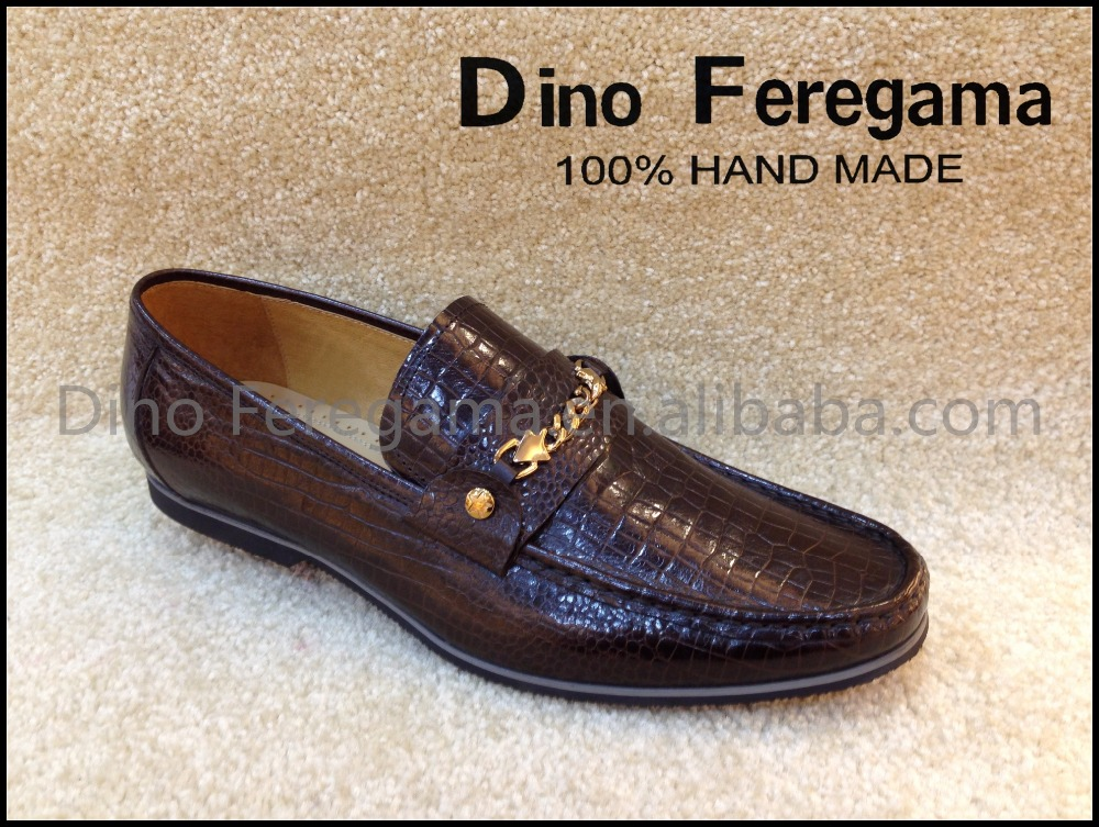 leather men shoes in guangzhou manufacturer loafer for man