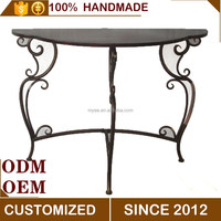 Antique MYEE metal corner table design furniture