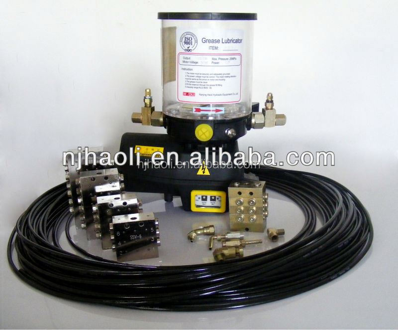 motorized grease lubrication pump