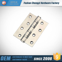 good quality ss201 door hinges for glass