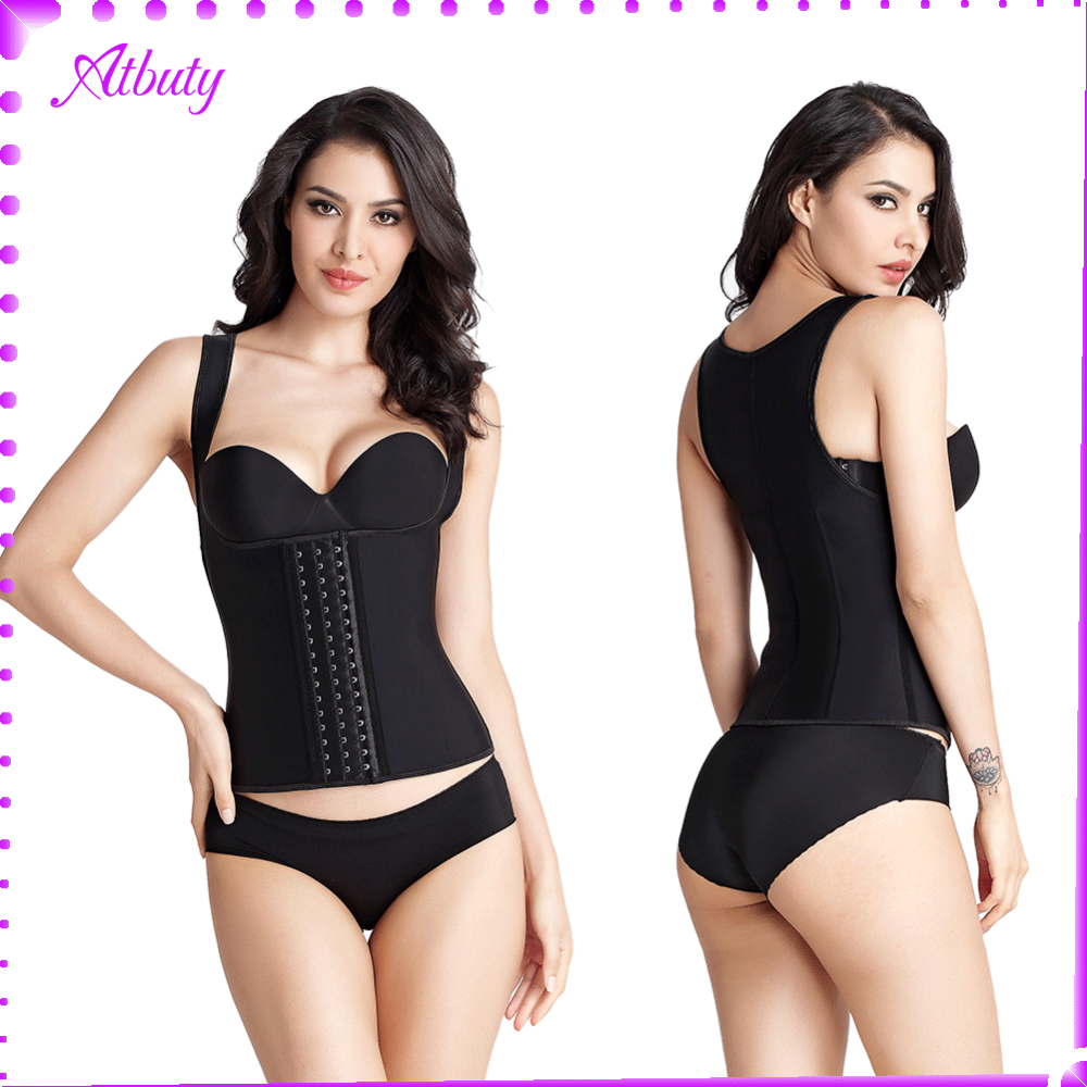 XXXL Sexy Leather Waist Training Corset