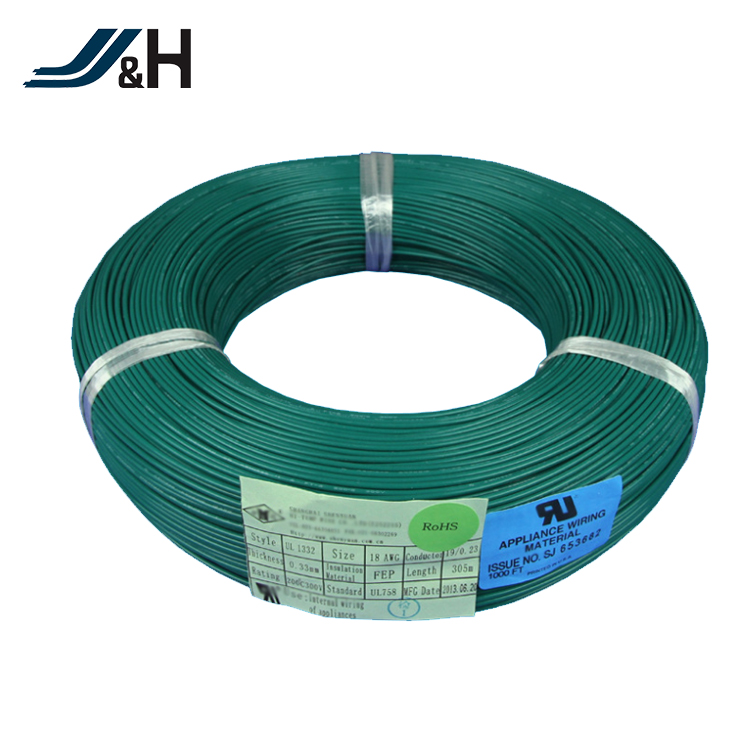 Ul1332 18awg Copper Wire, Ul1332 18awg Copper Wire Suppliers and ...