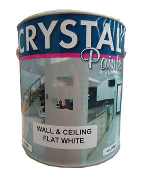 Wall And Ceiling Flat White Paint
