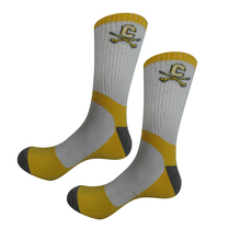 custom new design Tennis sports thick Cotton Athletic Volleyball Socks