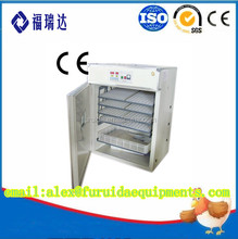 FRD-704 Fully-automatic strong structure best selling chicken egg incubator for industrial and farming using