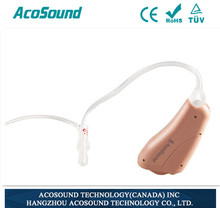 Hearing Aid Shell Manufacture AcoSound 230OF open fit hearing aids