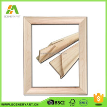 Beautifully floater frames for paintings