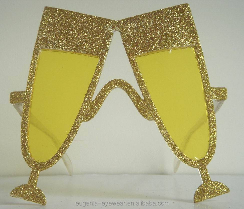 party champagne glasses