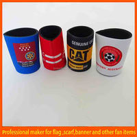 customized collapsible shoulder beer can holder