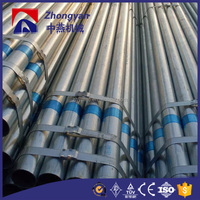 "3"" gi pipe price for electrical wire conduit hot galvanized steel pipe"