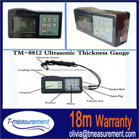TM8812 thickness gauge,ultrasonic thickness gauge,thickness gauge