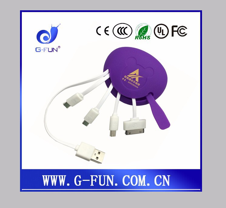 2015 unique gift items creative usb cables Shenzhen manufacture