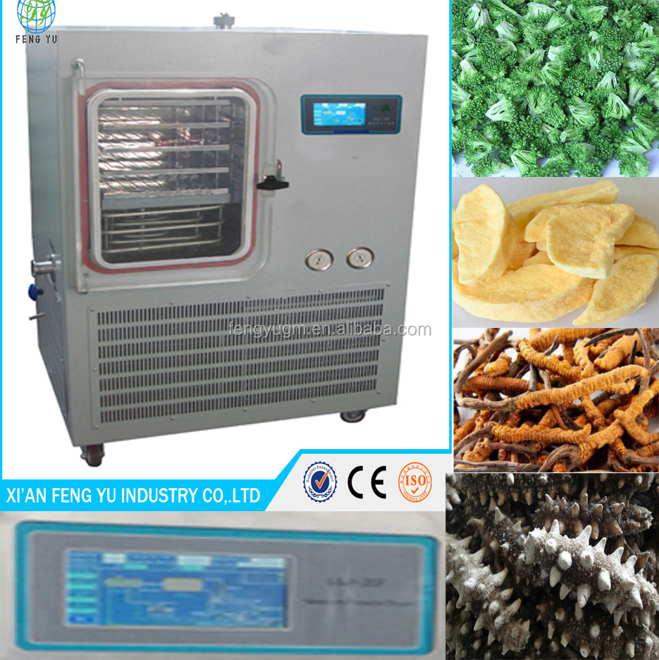 Hot Sales Custom Mulit-Function Freeze Dried Food Machine