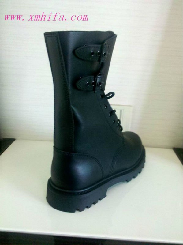 Military Ranger Boots Army Security tactical Leather boots