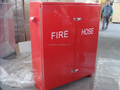 fire hose box two doors, fiberglass box