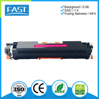 Factory supply printer toner cartridge compatible for HP CP1025