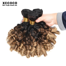 Drop Shipping Tangle Free Spring Curl Virgin Indian Hair Extension, Wholesale Price 100 Human Hair