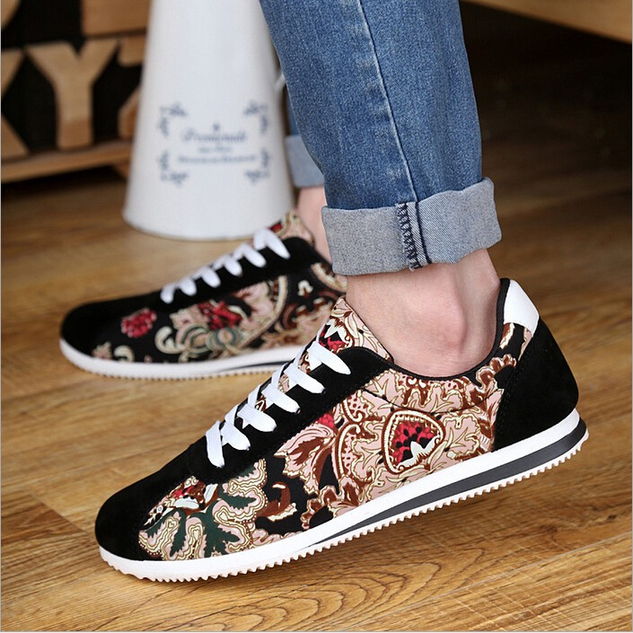 free shipping cheap casual canvas shoes for